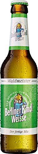 Berliner Kindl Weisse - Waldmeister 3,0% Vol. - 0,33l inkl. Pfand