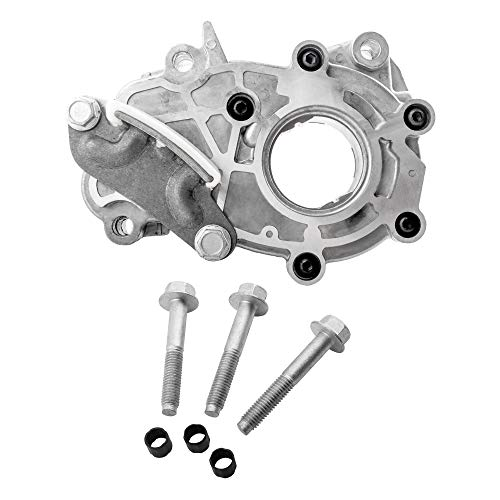 BOXI M353 Oil Pump Compatible with Buick Enclave Cadillac Impala Traverse Chevy GMC Saturn Saab 2.8L 3.0L 3.6L V6 (Replaces OE# 12640448 224-43667)