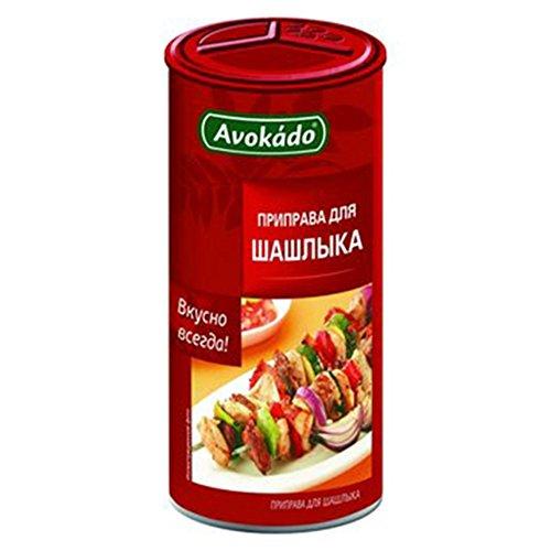 Avokado Gewürzmischung für Schaschlik 170g Gewürze Grillfleisch