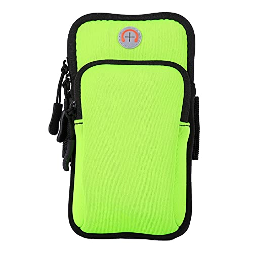 QIANJINGCQ Running Mobile Phone arm Bag Outdoor Sports Mobile Phone arm Bag Waterproof Fitness Equipment Armband