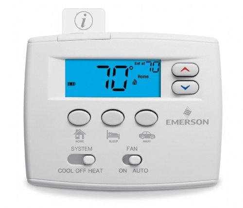 Emerson 1F86EZ-0251 Non-Programmable Thermostat