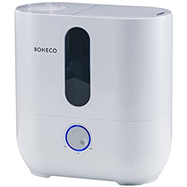 BONECO U300 Cool Mist Ultrasonic Humidifier, Top-Fill