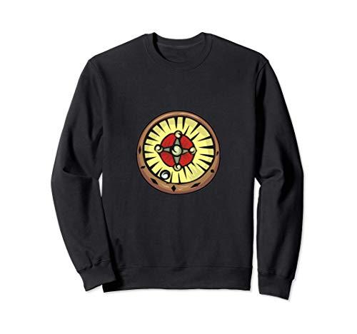 Roulette-Rad Sweatshirt