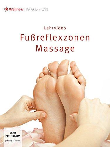 Fußreflexzonen-Massage (Lehrvideo)