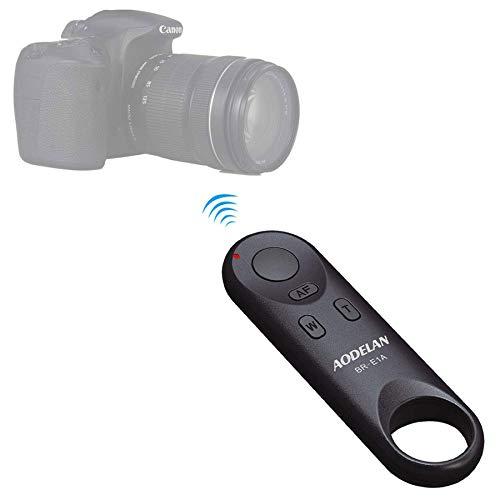 Wireless Shutter Release for Canon EOS M50,M6 Mark II,6D Mark II,T7,T7i,77D,SL2,SL3(EOS 250D),90D,200D,EOS R,800D,Replace Canon BR-E1 Remote Control