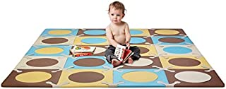 Skip Hop Playspot Mat, Blue and Gold
