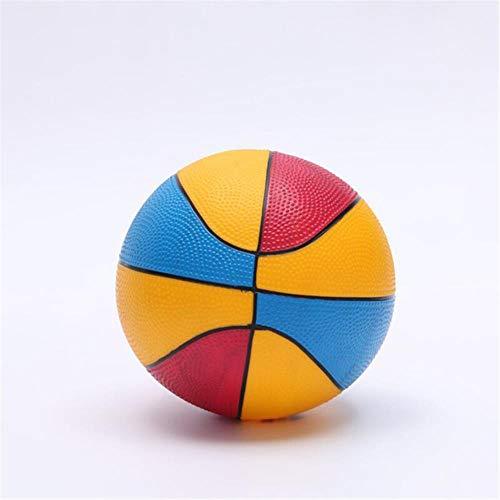 Yener Squeeze Soft Foam Gummiball Quetschball Basketball Orange Hand Handgelenk Übung Stressabbau Kid Toy, wie Bild