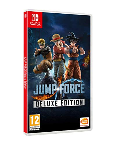 Jump Force Deluxe