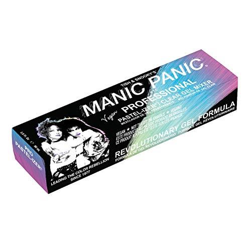 MANIC PANIC Vegan semi-permanenten pro pastell izer - Professionelle farbstoffe