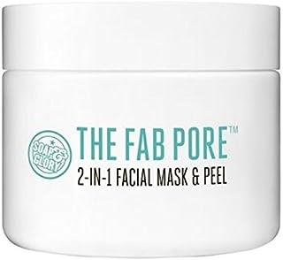 Soap & Glory? Fab Pore? 2-in-1 Facial Pore Purifying Mask & Peel - ファブ細孔?2イン1顔の細孔浄化マスク&ピール?石鹸&栄光 (Soap & Glory) [並行輸入品]