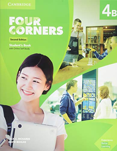 Four Corners Level 4B Student's Book with Online Self-Study