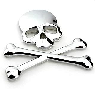 Best cadillac skull emblem Reviews