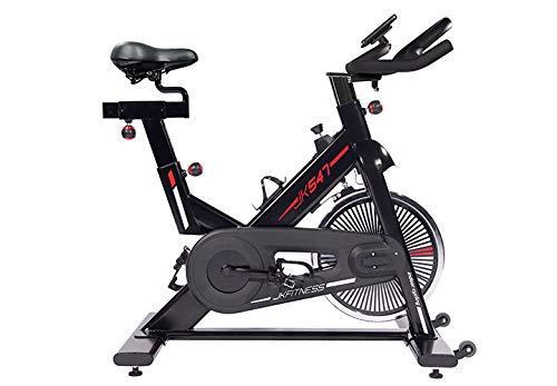 JK Fitness JK 547 indoor bike - volano 22 kg - trasmissione a catena