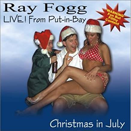 Put In Bay Christmas In July Pictures.Ray Fogg Live From Put In Bay Christmas In July