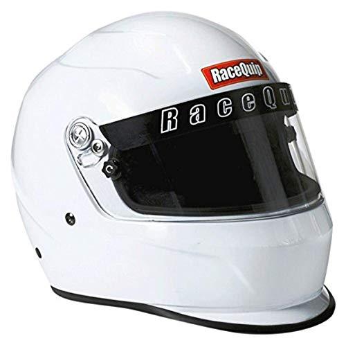 Conquer Carbon Fiber Full Face Auto Racing Helmet