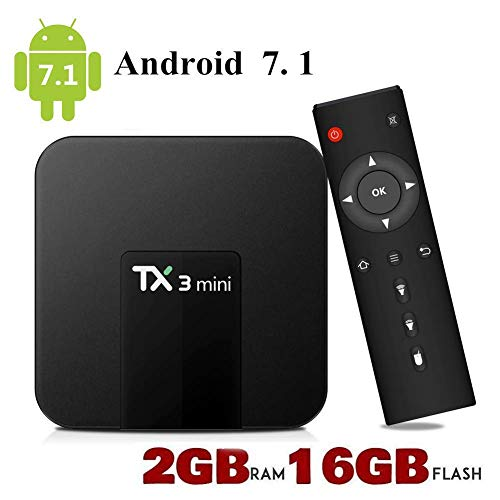 TX3 Mini Android TV Box,Android 7.1 Smart TV Box...