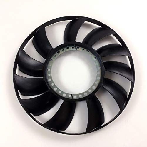 JSD Engine Cooling Fan Clutch Blade for Audi Allroad Quattro Base Wagon 2.7L V6 2001-2005 Allroad Quattro Base Wagon 4.2L V8 2003-2005 4Z7121301