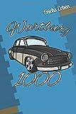 Wartburg 1000: DDR IFA Zweitakt, 311, Terminplaner, Kalender 2020