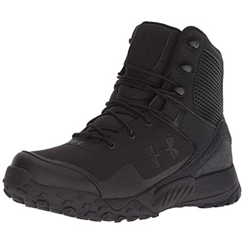 Under Armour W's UA Valsetz RTS 1.5, Stivali da Escursionismo Donna, Nero (Black/Black/Black (001), 36.5 EU