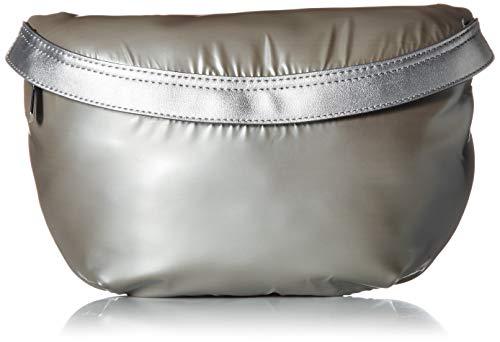 Sam Edelman Sophia Banana Belt Bag, Silver