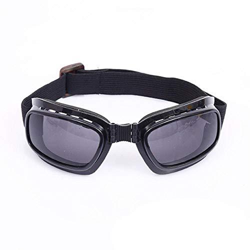 DIF motorbril anti-glans motorcross zonnebril sport skibril winddicht stofdicht uv-bescherming
