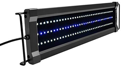avis rampe led recifal professionnel Éclairage d'aquarium NICREW ClassicLED G2, lampe LED étanche à deux canaux de commande, éclairage…