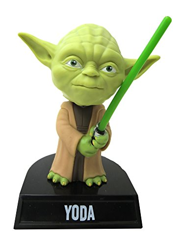 A fun reminder to drive safe, Yoda is watching you! Cute gift ideas for new drivers.