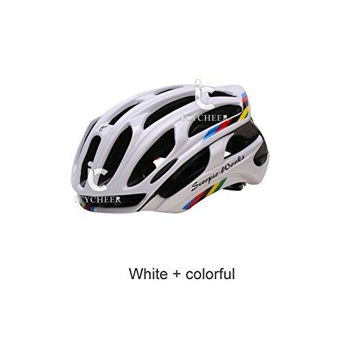 ICYCHEER ZH - Casco de ciclismo, color 08