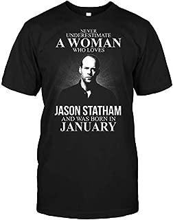 jason statham january t shirt