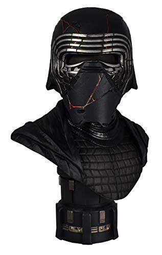 DIAMOND SELECT TOYS Legends in 3-Dimensions: Star Wars Kylo Ren 1: 2 Scale Bust, Multicolor, 10 inches (NOV192324) image