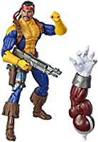 "Marvel Legends Series 6"" Collectible Action Figure Forge Toy (X-Men Collection) - with Caliban Build-A-Figure Part"