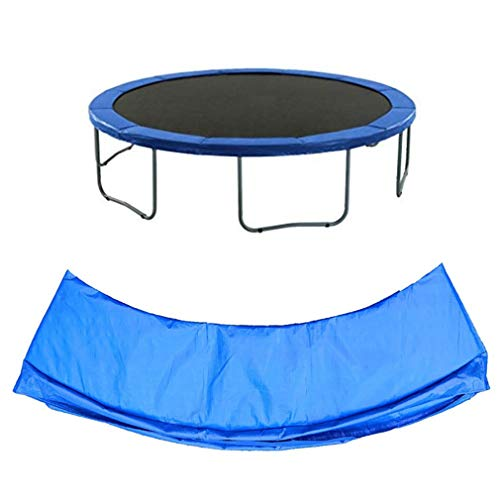 QIANC Spring Cover Padding Safety Guard,Anti-Collision Pad Soft Surround,Replacement Trampoline Surround Pad,Uv Resistant PVC Top,8ft
