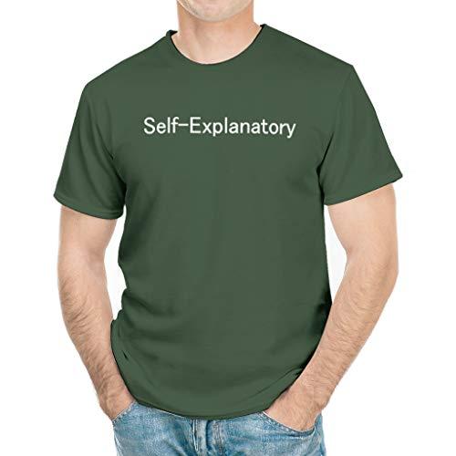 Funny Trump Self-Explanatory to WHO T-Shirt, Corona-Virus Pandemic Words Shirt white6 x-Large