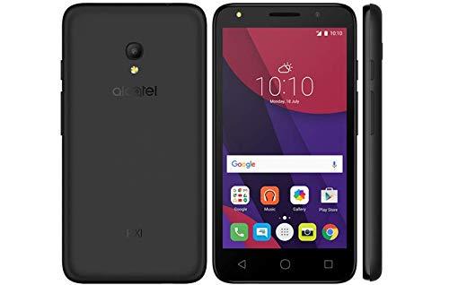 Alcatel Pixi 4 4GB 4 SIM-Free Smartphone in Black