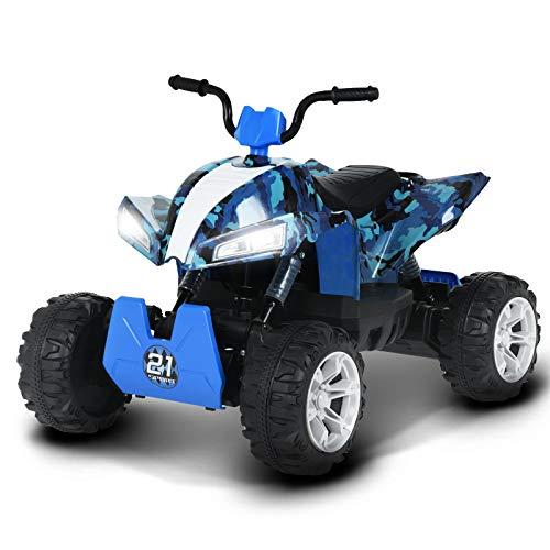 Uenjoy 24V Kids ATV 4 Wheeler Ride On...