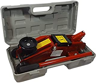 Hydraulic Floor Jack (Red)