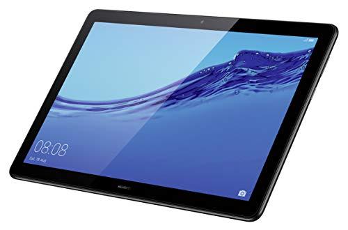 Huawei Media Pad T5 Tablet 25,7 cm (10,1 Zoll) Full HD (Android 8.0, EMUI 8.0, 16GB) Schwarz LTE RAM DE 2 GB Schwarz