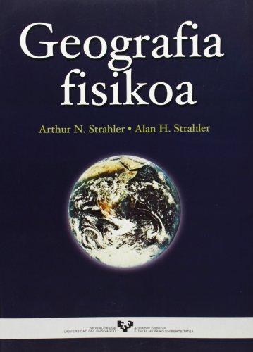 Geografia fisikoa (Unibertsitateko Eskuliburuak - Manuales Universitarios)