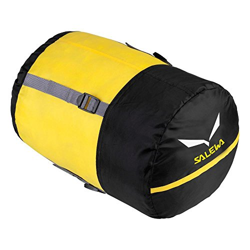 Salewa Sb Compression Custodia Sacco a pelo, Unisex adulto, Yellow, Taglia Unica