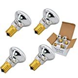 4 Pack Replacement Bulbs for Lava Lamps,Glitter Lamps,R39 E17 25 Watt Reflector Bulbs