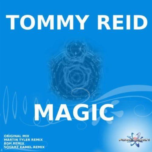 Tommy Reid