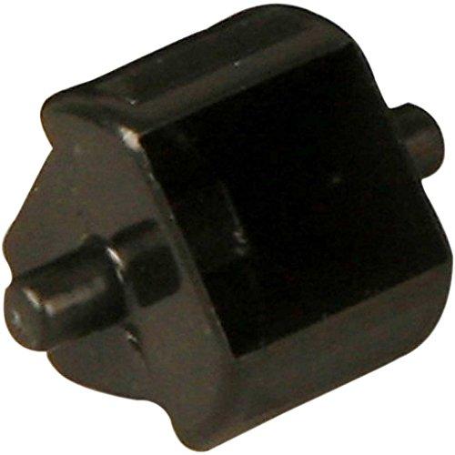 Creativ 24601 Rueda dispensadora de cinta, 5 unidades, color negro
