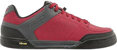 Giro Riddance Chaussures Homme, Dark rouge noir