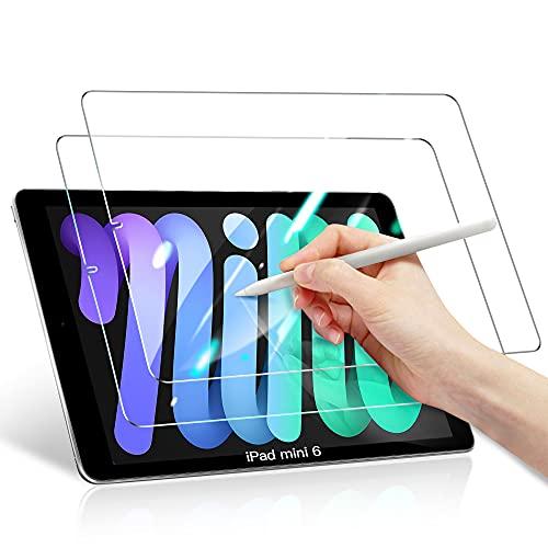 [2 Piezas] Benazcap Protector de Pantalla para Nuevo iPad Mini 6 8,3