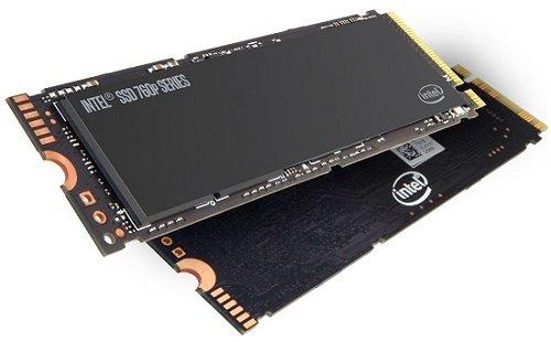 Intel Consumer 760p Unidad Estado sólido M.2 512