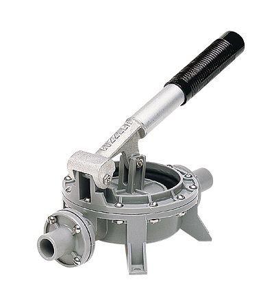 Guzzler 709011 Diaphragm hand pump, 12 GPM, 5 Strokes/gallon