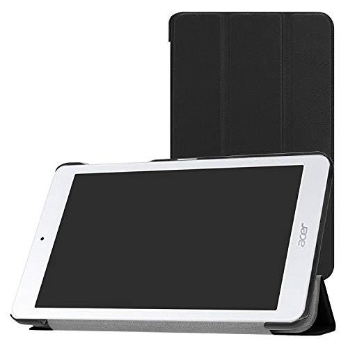 TabletHutBox Schutzhülle für Acer Iconia One 8 B1-870 20,3 cm (8 Zoll) Tablet mit Standfunktion