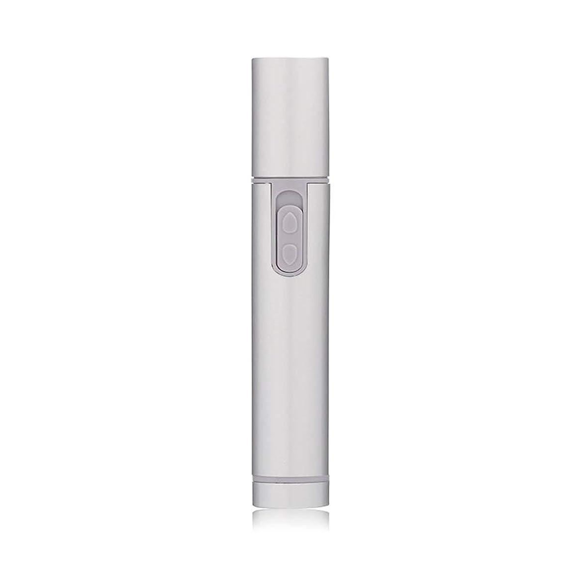 分コンテンツ系譜鼻毛トリマー-多機能電動鼻毛トリマー/ 360°回転オールラウンド/ナイフヘッド防水洗える/ 11.3-1.4cm 持つ価値があります