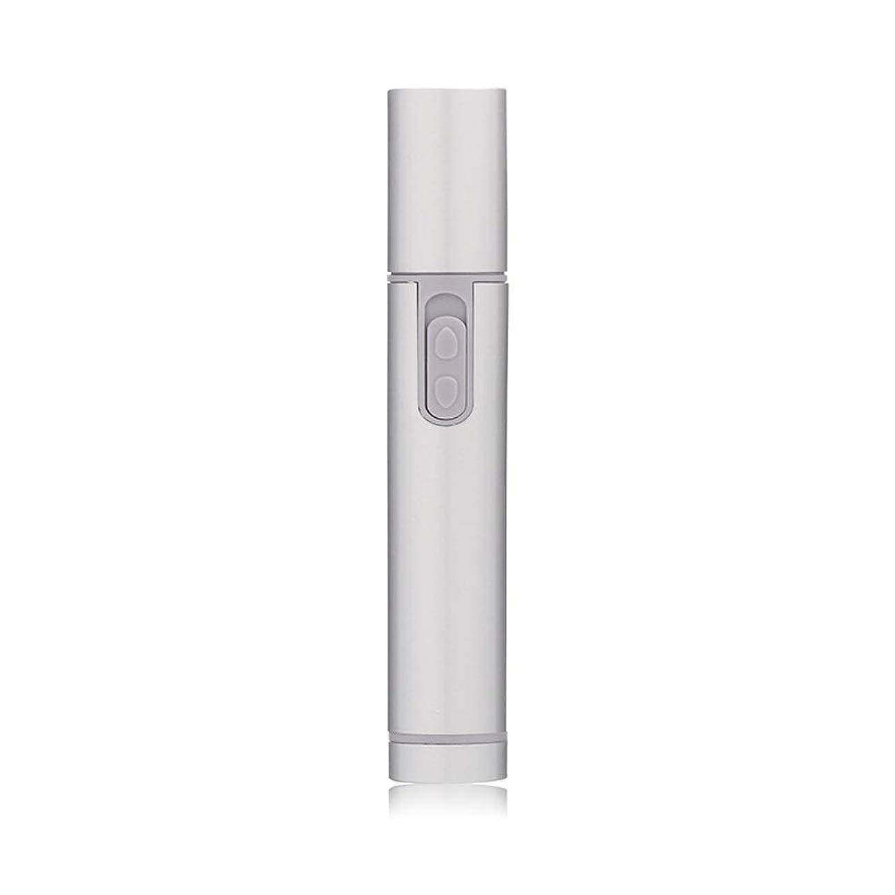 シティ関連する適格鼻毛トリマー-多機能電動鼻毛トリマー/ 360°回転オールラウンド/ナイフヘッド防水洗える/ 11.3-1.4cm 使いやすい