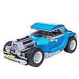 WDLY 629 PCS Bloque De Construcción Beetle Modificado De Carreras De Coches, Rompecabezas del Juguete Technic Súper RC Racing Car Kit, Model Building Blocks Compatible con Lego, Ladrillos del Juguete
